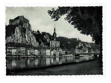 alte Ansichtskarte La Collégiale Notre-Dame de Dinant Belgien