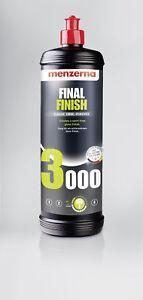 Menzerna Final Finish 3000, 250ml, 22029.281.001