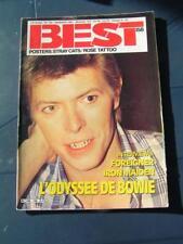 BEST 1981 158 DAVID BOWIE FOREIGNER IRON MAIDEN RAMONES