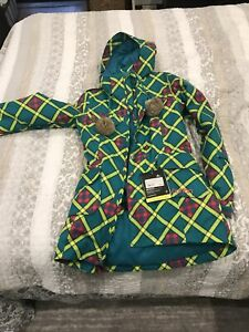 Burton (Cool Flavors) Juniors X Small Jacket (Brand New. Tag On)