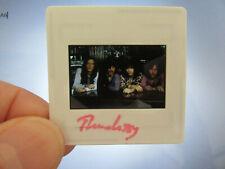 More details for original press photo slide negative - thin lizzy - 1980's - c