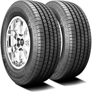 2 New Firestone Transforce H/T2 LT 235/85R16 Load E 10 Ply Light Truck Tires