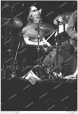 Butch Trucks Allman Brothers Band Original 19x13 Live Photo 1980/Derek/no-cd/lp