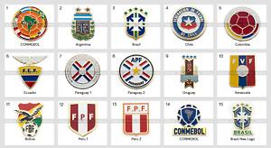 Metal Pin CONMEBOL CSF Confederacion sudamericana de Futbol Pin