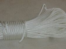 Double Braid Polyester 5/16x100 feet saiboat lines halyards flagpole rope
