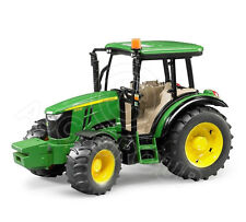 Bruder Toys 02106 Pro Series JOHN DEERE 5115M Tractor Toy Model Large 1:16 Scale
