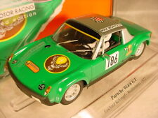 SRC Porsche 914/6 #186 Jagermeister 1972 Ref 01608 Ltd Ed MB