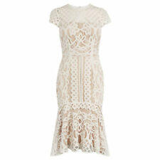 Coast Lace Dresses for Women with Cap Sleeve