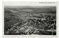 Vintage Postcard 'Bird's-Eye View of Stuttgart, Ark.' Arkansas unposted
