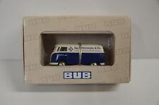 "12 ) BUB 1:87 Bubmobile 06503 VW Bulli T1 Kastenwagen - ""CKO"" Edition 2005 OVP"