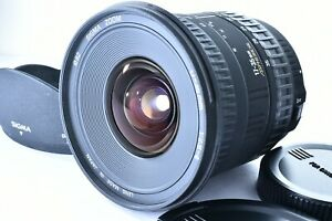 Opt MINT/ SIGMA ZOOM 17-35mm F2.8-4 EX HSM ASPHERICAL For Canon from Japan #1250