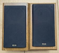 KLH Bookshelf Speakers