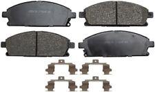 Disc Brake Pad Set-ProSolution Ceramic Brake Pads Front Monroe GX855A