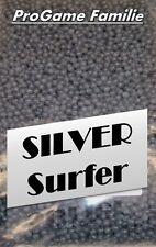 """1kg Softairkugeln """"Silver Surfer"""" (silber) von Pro Game ca. 8333 Stück (0,12g)"""