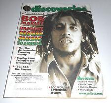 DISCOVERIES Music Mag - #158 - July 2001 - Bob Marley, Tiny Tim, The Romeos