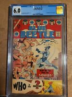 Blue Beetle #1 CGC 6.0 1967 Ditko - 1st appearance of the Question