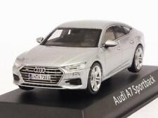 Audi A7 Sportback 2019 Silver 1:43 I-SCALE 1430000000042