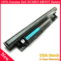 65Wh Genuine MR90Y XCMRD Battery For Dell Inspiron 14-3421 15-3521 3721 17R-5737