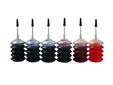 (1oz x 6) Ink Refill for HP 02 02XL PhotoSmart C8183 D6160 D7145 D7155 D7160
