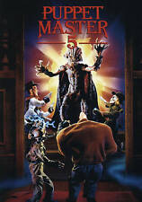 Puppet Master 5: The Final Chapter (DVD, 2016, All Region) Gordon Currie
