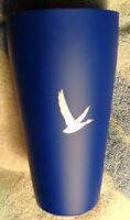 Grey Goose Vodka - Stainless Steel Shaker - Blue - Goose Logo...NEW