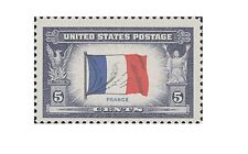 USA0915 Flag of France 1pcs.MNH USA