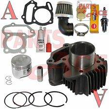 Yamaha Moto 4 80 Yfm 80 Cylinder Piston Kit Set Rings Gaskets Pin 1986 1987