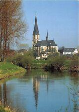 BG5772 st ida kirche in herzfeld ansicht von der lippe aus  germany
