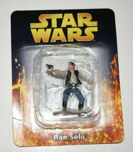 De agostini Star Wars Star Wars Han Solo Metal 6 cm MOC, 2005