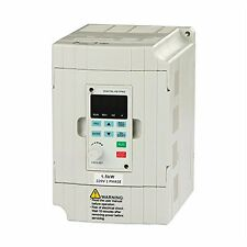 LAPOND VFD Drive VFD Inverter Variable Frequency Drive 1.5KW 2HP 220V 7A for Spi