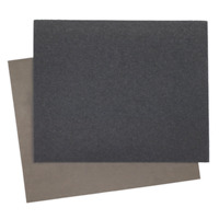 WD2328180 Sealey Wet & Dry Paper 230 x 280mm 180Grit x 25 [Abrasive Papers]