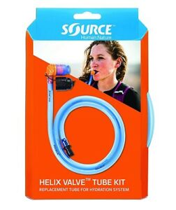 SOURCE HELIX VALVE TUBE KIT WITH WITH SQC/QMT COUPLING - UNIVERSAL CPC FITTING