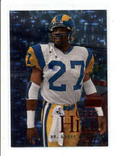 GREG HILL 1999 SKYBOX PREMIUM #99 SHINING STARS RUBIES PARALLEL #17/30 AC942