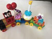 Lego Duplo Disney Mickey & Minnie Birthday Parade 10597 Mini figures Complete