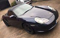 """2003 Porsche 986 Boxster Breaking For x1 Wheel Bolt Facelift Sat Nav, 18"""" Wheels"""