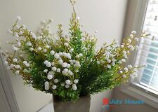 5 × 5branches baby's breath babys breath artificial flowers bouquet home wedding