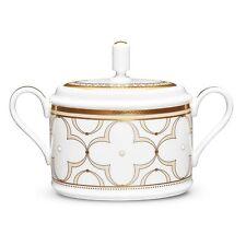 Noritake Trefolio Gold China Sugar Bowl