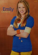 EMILY OSMENT - A3 Poster (42 x 28 cm) - Hannah Montana Clippings Fan Sammlung