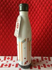 Canada hot cold stainless steel 25 oz thermos water bottle! Hockey. Maple leaf.