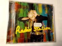 PATTY PRAVO  -  RADIO STATION  -  CD  NUOVO E SIGILLATO