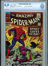 Amazing Spider-man #40 CBCS 6.0 FN Silver Age Marvel Comics 1966
