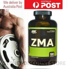 NEW Optimum Nutrition  ZMA 180 Caps NEW STOCK SAME DAY SHIPPING FROM SYDNEY