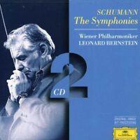 Leonard Bernstein - 4 Symphonies [New CD]