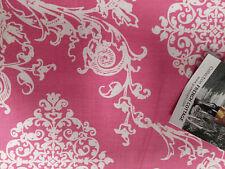 Gutermann French Cottage classic pink design 100%cotton,half metre, free p&p,