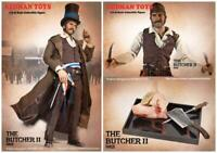 redman toys the butcher II gangs did action figure 1/6 12'' boxed dragon