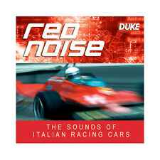 Red Noise - The Sounds of Italian Racing Cars CD NEW