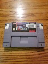 SNES Lethal Enforcers (Super Nintendo Entertainment System, 1994)