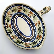 Poelon ovale céramique Keraluc Quimper
