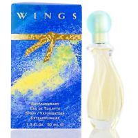 Wings for women by Giorgio Beverly Hills Eau De Toilette spray 1.7 Oz -NIB