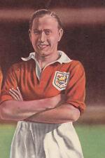 Football photo > Stan Mortensen Blackpool 1950 S
